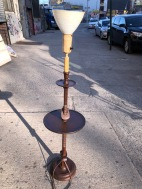 ADJUSTIBLE FLOOR LAMP $75
