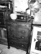 ANTIQUE DRESSER $199