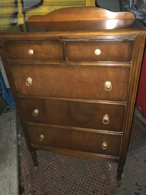 ANTIQUE DRESSER $200