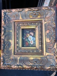 ANTIQUE PAINTING $55