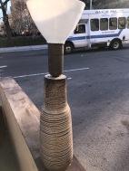 CERAMIC LAMP $60