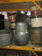 GALVANIZED BUCKETS