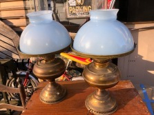 HURRICANE LAMPS 2 FOR $99