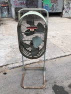 LARGE VINTAG FAN $150