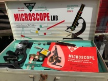 MICROSCOPE IN BOX