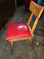 MID CENTURY CHAIR 2