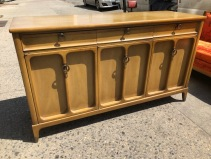MID CENTURY CREDENZA BY WHITE FURNITURE