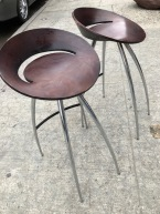 MODERN STOOLS 2 FOR $150