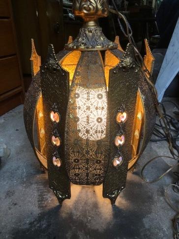 MOHEMIAN LAMP 2