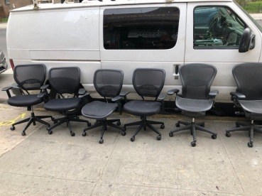 NICE OFFICE CHAIRS