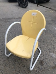 OUTDOR CHAIR