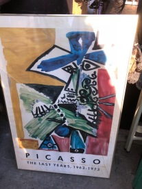 PICASSO POSTER $75