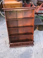 SMALL SHELF $65