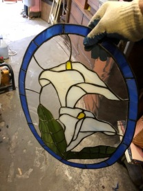 STAINED GLASS $20