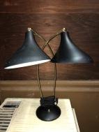 THURSTAN MID CENTURY REPRO LAMP