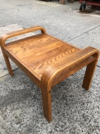 WOOD BRIEGER STOOL
