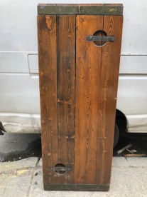 24x60 ship door tabletop $250