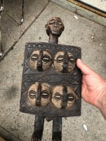 AFRICAN CARVE