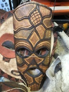 AFRICAN MASK 3