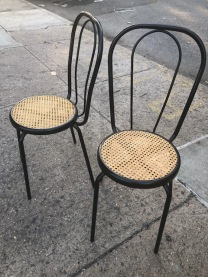 DAINTY CHAIR $50 EA