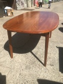 ELSTEDS MOBELFABRIK DANISH MODERN DINING TABLE 2