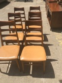 HEYWOOD WAKEFIELD DINING CHAIRS2