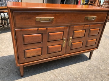 HEYWOOD WAKFIELD CREDENZA SMALL