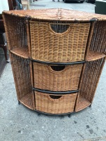 WICKER STORAGE