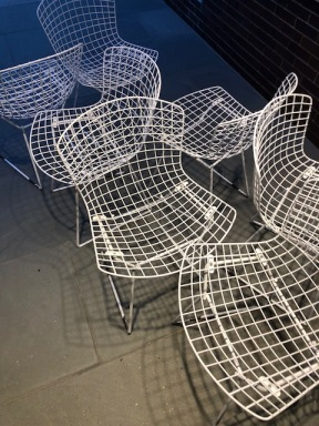 BERTOIA CHAIRS