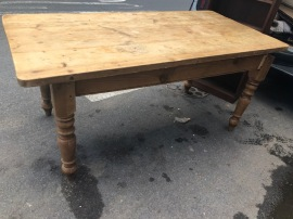 COUNTRY WOOD TABLE