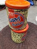 GARYS PEANUTS TIN