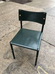 ITALIAN POST MOD CHAIR 2