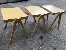 JON JANSEN SNACK TABLES