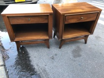 KENT COFFEY SIDE TABLES