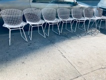 KNOLL WIRE CHAIRS