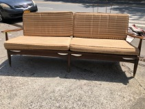 MID CENTURY COUCH 2