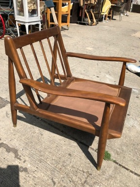 MID CENTURY MODERN LOUNGE CHAIR 3