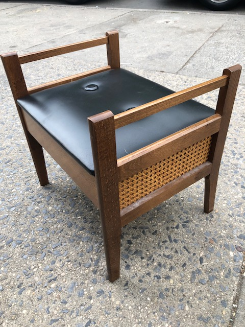 Astounding Mid Century Storage Bench Reuse America Vintage Warehouse Gmtry Best Dining Table And Chair Ideas Images Gmtryco