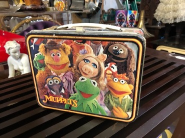 MUPPETS LUNCH BOX