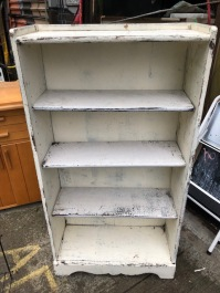 SHABBY CHIC BOOKCASE 2
