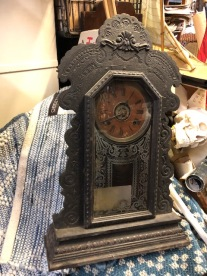 ANSCONA ANTIQUE CLOCK