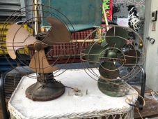 ANTIQUE FANS