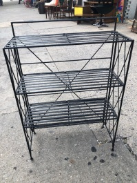 INDUSTRIAL 4 SHELF UNIT