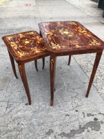 ITALIAN INLAID TABLES