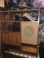 MID CENTURY ENTERTAINMENT CENTER