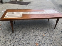 MID CENTURY MODERN COFFEE TABLE 2