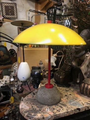 MID CENTURY NELSON LAMP