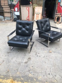 MILO BAUGHAM CHAIRS
