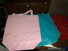 PLASTIC VINYL BAGS