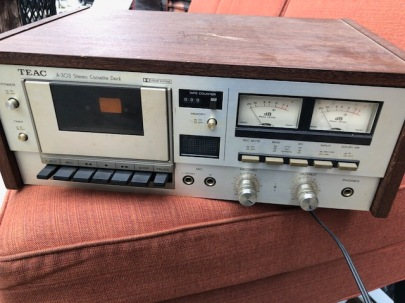 TEAC TAPER RECORDER